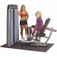 Body Solid DIOT-S ОПЦИЯ к DGYM Двухпозиционный тренажер для приводящих \ отводящих мышц бедра