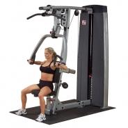 Body Sold DPLS-S Двухпозиционный тренажер многофункциональный жим и верхняя тяга