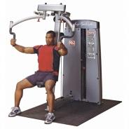 Body Solid DPEC-SF ОПЦИЯ к DGYM Двухпозиционный тренажер для грудных и дельтовидных мышц