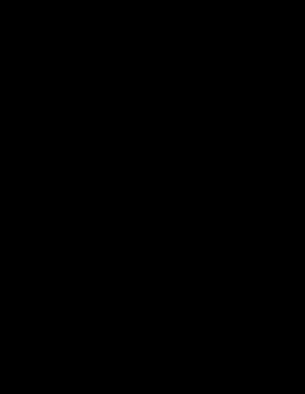 Чертёж тренажёра Силовой комплекс Body-Solid G6B