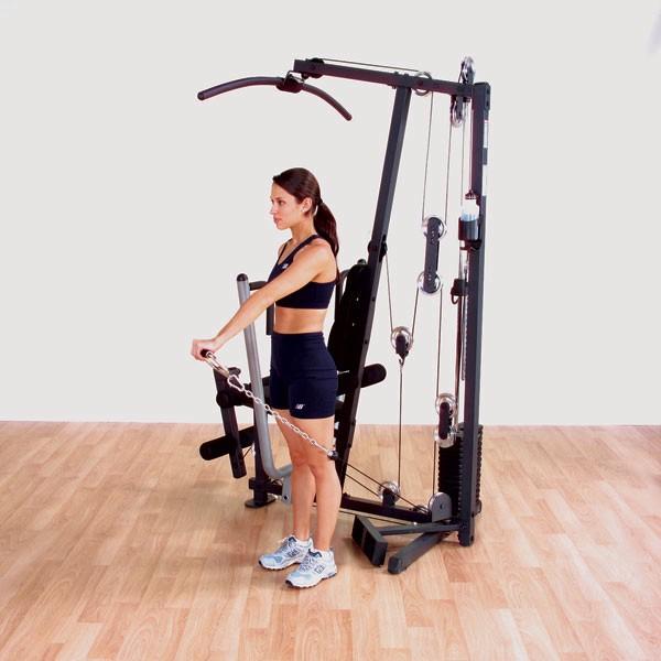 Упражнения на плечи в тренажерном зале в картинках 15